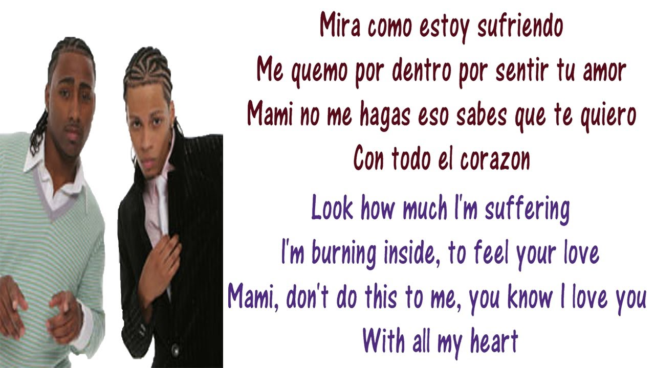 Xtreme - Te Extraño - Lyrics English and Spanish - I miss you - Translation  & Meaning
