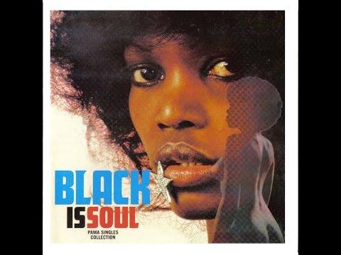 Various Artists - Pama Black Is Soul (Spirit of 69 Records) [Full Album]