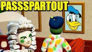 PASSPARTOUT - MICKEY, DONALD, SPINNERS - POR EL FINAL BUENO | Gameplay Español