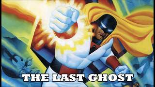 SPACE GHOST IS YET ONE MORE COMIC BOOK PROVING MARVEL COMICS DOESN'T KNOW WHAT THE ARE DOING ANYMORE