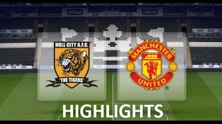 English premier league | manchester united vs hull city highlights 8.27.16