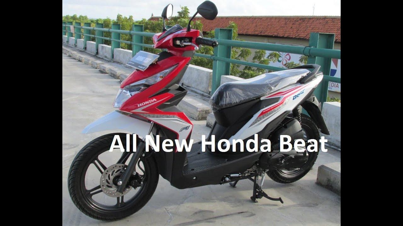 All New Honda Beat 2016 Denpasar Bali Suasana Peluncuran