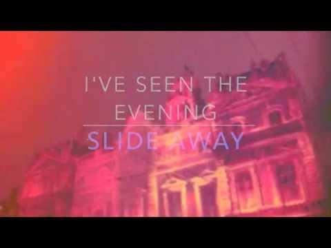 Brian Eno - Golden Hours (lyrics video)