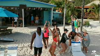 Soggy Dollar Bar - White Bay - Jost Van Dyke British Virgin Islands | Phoenix Island Charters
