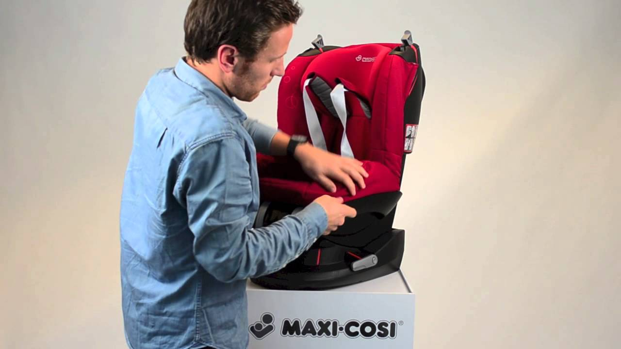 maxi cosi tobi how to put the cover on youtube