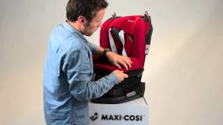 Maxi-Cosi Tobi | How to put the cover on