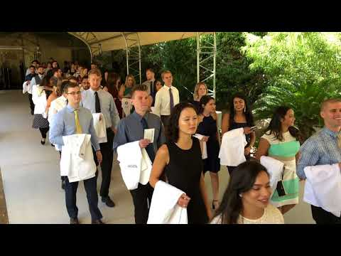 Record Number Participate In Touro University Nevada White Coat Ceremony