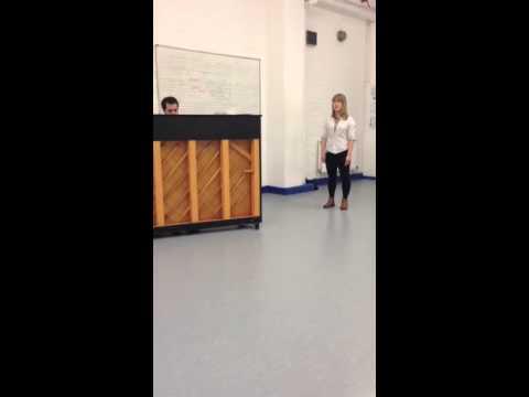 'Wait a Bit' (Just So the Musical) - Nicola Barney