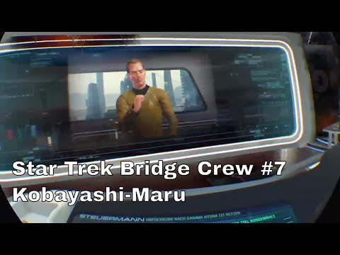 Star Trek Bridge Crew Ep. 7 - Kobayashi-Maru [#Gameplay/#deutsch/#PSVR]