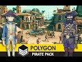 POLYGON - Pirates Pack Trailer