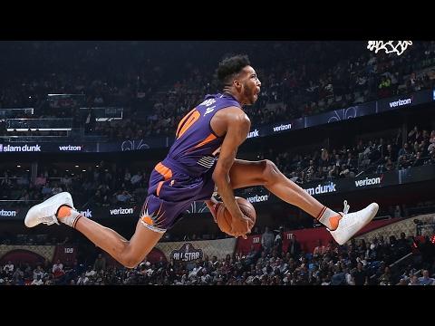 Derrick Jones Jr. Full Highlights: 2017 NBA Slam Dunk Contest