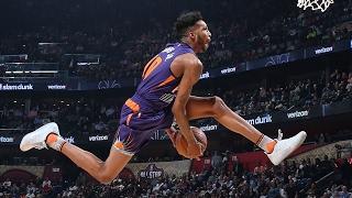Derrick Jones Jr. Full Highlights: 2017 NBA Slam Dunk Contest Video