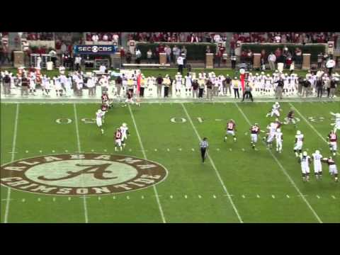 Jessie Williams vs Texas A&M and LSU 2012