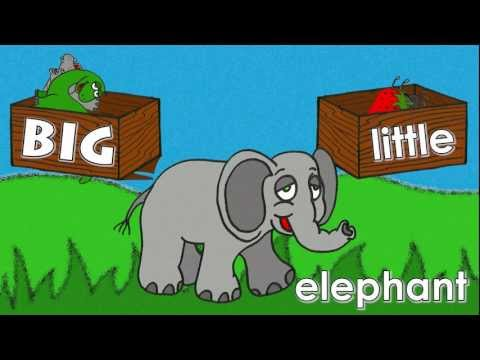 Big or Little? - Simple Skits