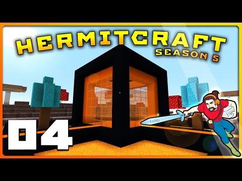 HermitCraft 5   Ep 04   CRAZY ENOUGH TO WORK?!   Minecraft Vanilla 1.12