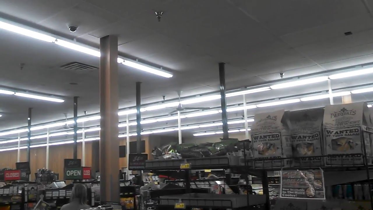 Encon Westinghouse Industrial Commercial Ceiling Fans In A