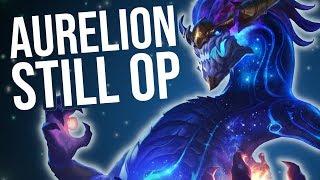 Post-Nerf Aurelion Still OP   Teamfight Tactics