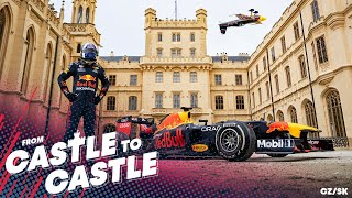 From Castle to Castle | Red Bull Racing take a Road Trip from the Czech Republic to Slovakia