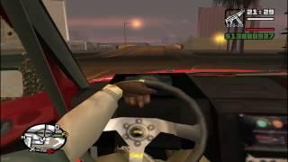 GTA San Andreas P.O.V. Mod