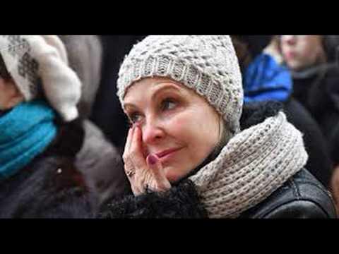 Сын Цывиной пулей вылетел под душераздирающий плач сестры!Церемония Прощания с Ириной Цывиной
