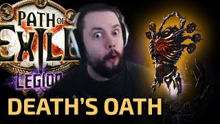 Death's Oath is still INCREDIBLE - Occultist Build Diary #1