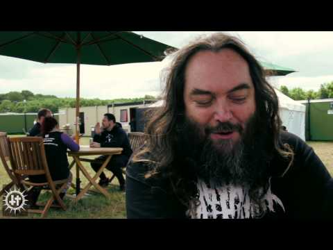 Cavalera Conspiracy at Download 2015 - Heavy Metal Artwork
