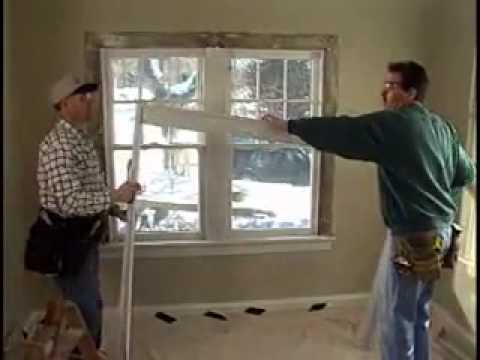 AndersenWindow Full Frame Window Replacement the Tear Out - Glenbrook U