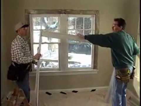 AndersenWindow Full Frame Window Replacement the Tear Out - Glenbrook U