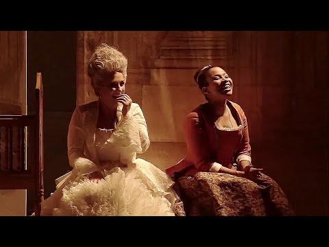 """Diana Damrau & Golda Schultz✬♫""""Che soave zeffiretto""""/Le nozze di Figaro"""