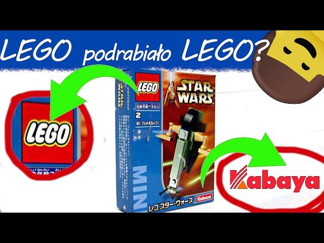 Czy LEGO podrabiało samo siebie ?!?