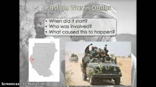 Sudan: The Forgotton War in Darfur