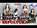 Sepultura - Roots bloody roots Full band cover by Ami Kim (#48-5)