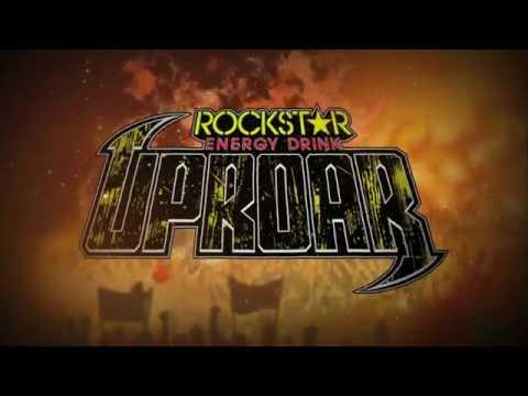 ROCKSTAR ENERGY DRINK UPROAR FESTIVAL (Official Trailer)