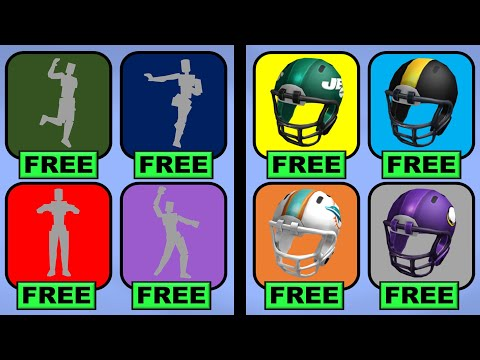 New Get Free Emotes Nfl Packages Roblox Event Youtube - nfl roblox event