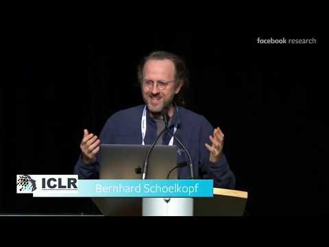 Bernhard Schölkopf: Learning Causal Mechanisms (ICLR invited talk)