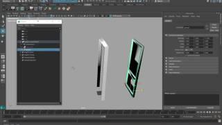 Importing OBJ files into Maya