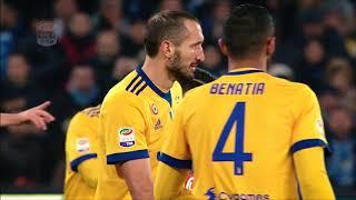 Napoli vs Juventus - Giornata 26 - Serie A TIM 2017/18