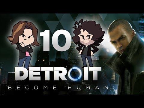 Detroit: Back at HQ - PART 10 - Game Grumps