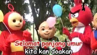 Download SELAMAT ULANG TAHUN | LAGU ANAK-ANAK-TERPOPULER DAN TERLARIS