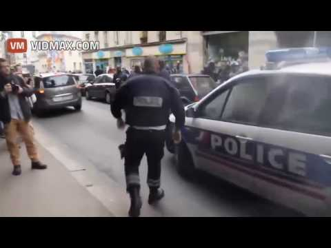 Civil Unrest in Paris, France Goes UNREPORTED By US Media