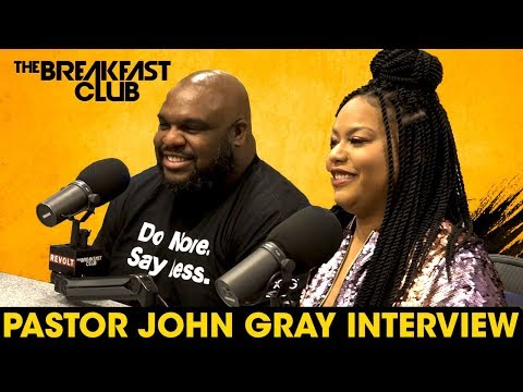 Pastor John Gray On Building A Church In South Carolina, The