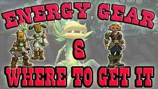 Wizard101 Energy Gear And Where To Get It. Where To Farm Energy Gear.