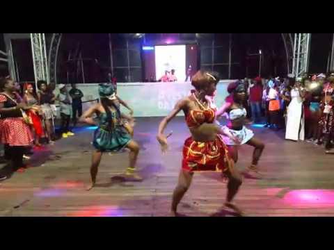 Omboio: Pérola ( Dance performance Tradicional...