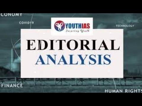 Indian Express Editorial Analysis 20 December 2019 | Aayush Methi | Youth IAS