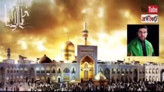 السيد محمود الشيرازي - دعاء الصباح وزيارة أمين الله في صحن الغدير - الحرم الرضوي (مشهد)