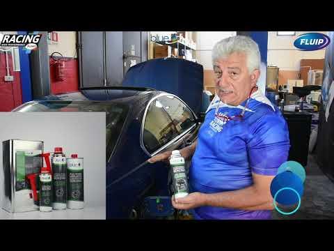 Tagliando completo motore BMW 330 ci e46 con Additivi Blue