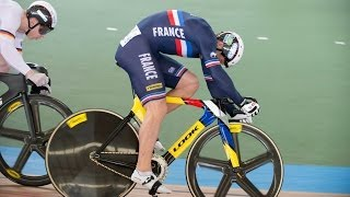 Full Re-Run - Day 2 2014 UCI Track World Championships