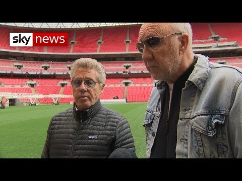 The Who on the modern generation of rock artists