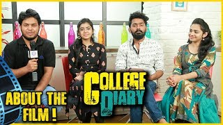 College Diary | About The Film | 16th feb 2019 | Aniket Ghadage | New Movie 2019