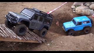 Essence RC Meet   Crawler Course   Part 1